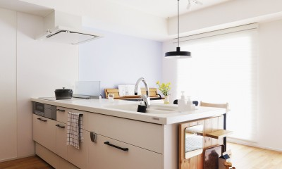 キッチン|リノベという選択