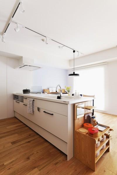 キッチン (リノベという選択)