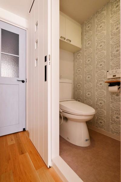 トイレ (リノベという選択)