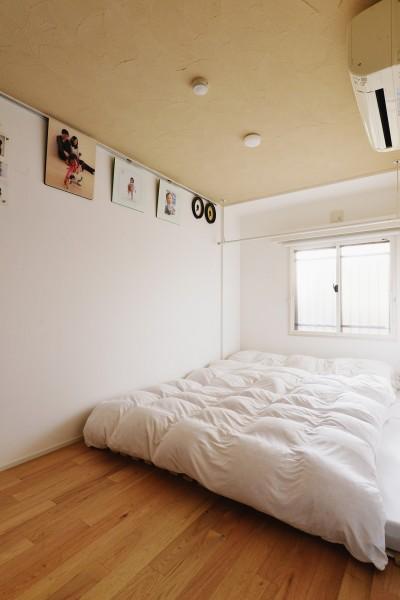 寝室 (川崎市S様邸 ~リノベという選択~)