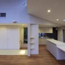 東玉川の家の写真 ダイニングキッチン