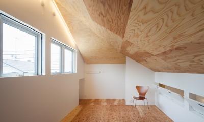 代沢1丁目戸建リノベーションPJ (2階子供部屋)