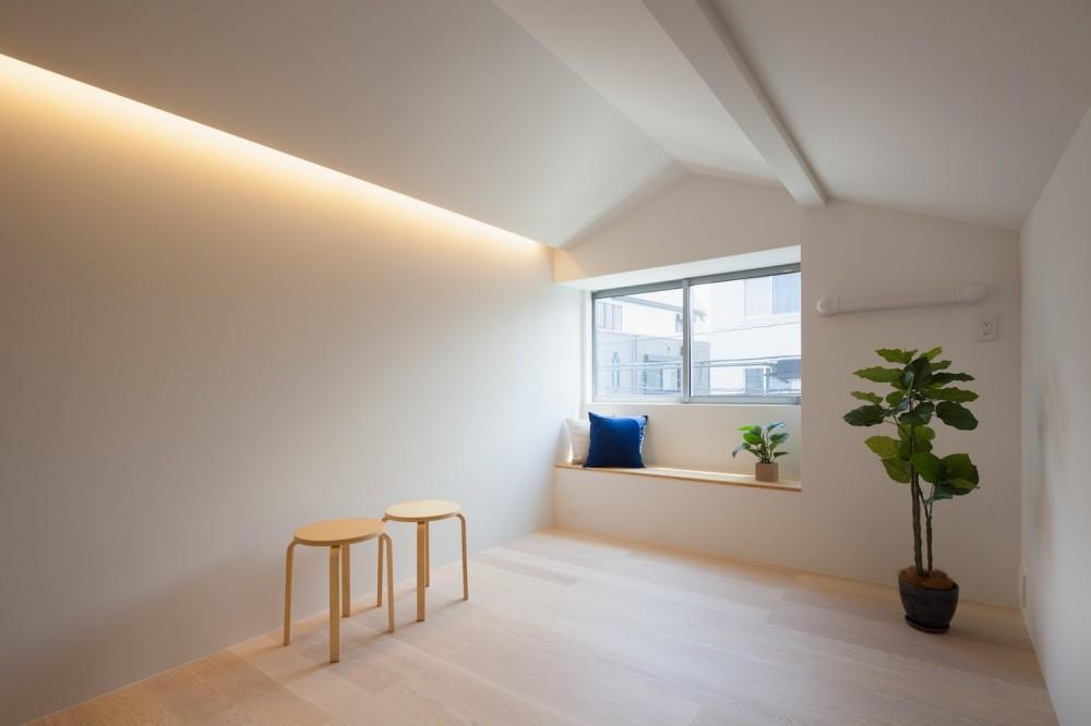 代沢1丁目戸建リノベーションPJ (寝室)