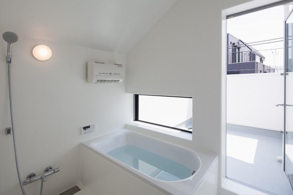 代沢1丁目戸建リノベーションPJ (浴室)