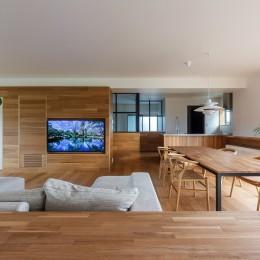 re.haus-tn/二世帯住宅の一世帯分をフルリノベーション