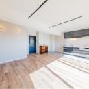 陽当り、眺望の良い最上階のお部屋をリノベーション! ~ I様邸 ~の写真 リビング・ダイニング・キッチン