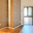 陽当り、眺望の良い最上階のお部屋をリノベーション! ~ I様邸 ~の写真 洋室2