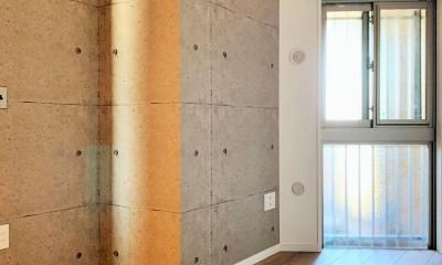 陽当り、眺望の良い最上階のお部屋をリノベーション! ~ I様邸 ~ (洋室2)