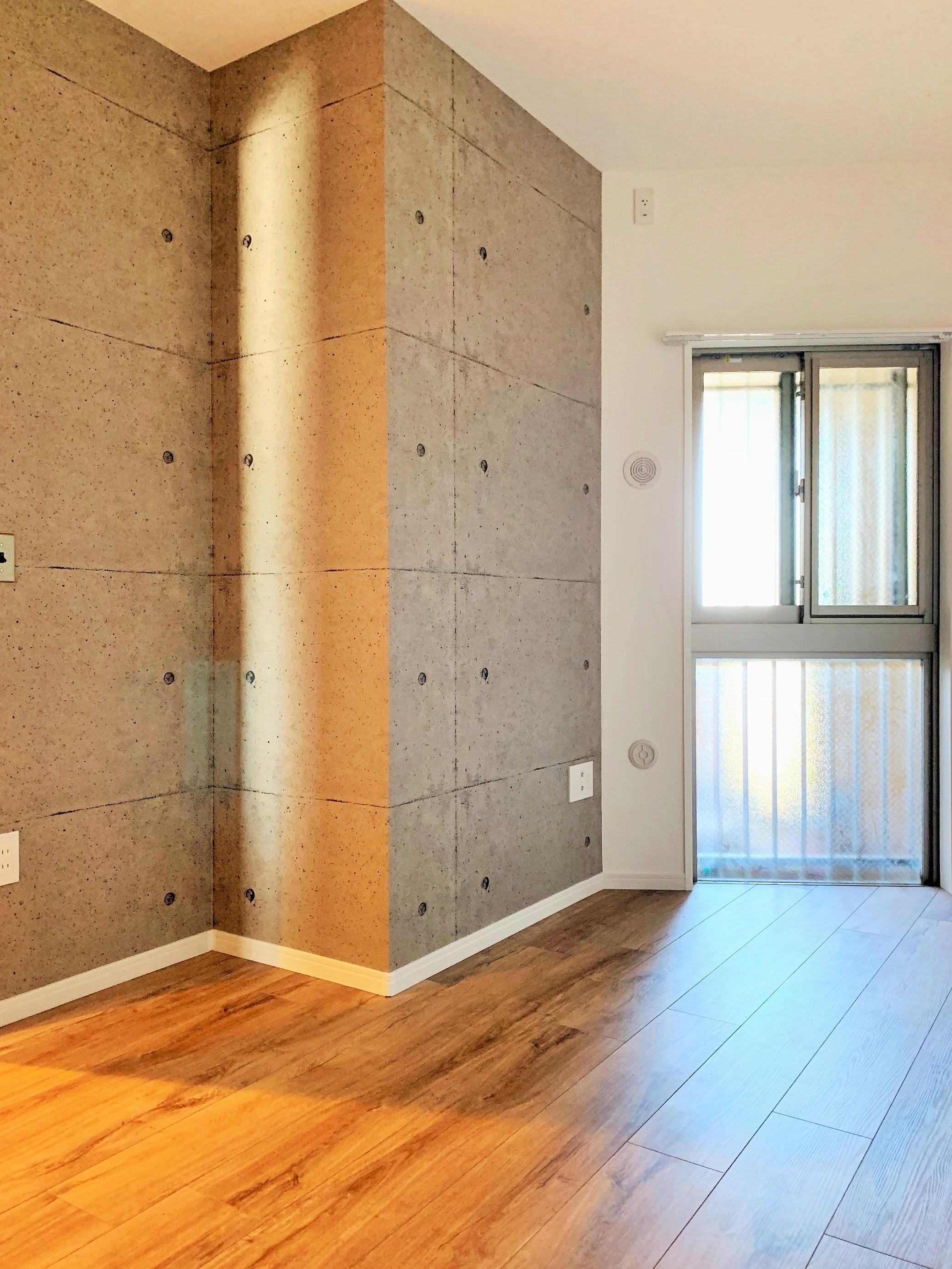 ベッドルーム事例:洋室2(陽当り、眺望の良い最上階のお部屋をリノベーション! ~ I様邸 ~)