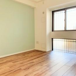 陽当り、眺望の良い最上階のお部屋をリノベーション! ~ I様邸 ~ (洋室1)