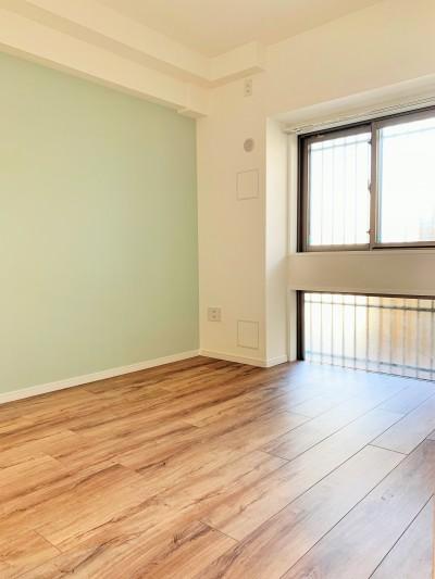 洋室1 (陽当り、眺望の良い最上階のお部屋をリノベーション! ~ I様邸 ~)