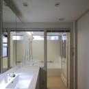 東玉川の家の写真 洗面所