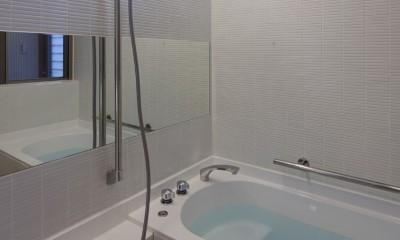 東玉川の家 (浴室)