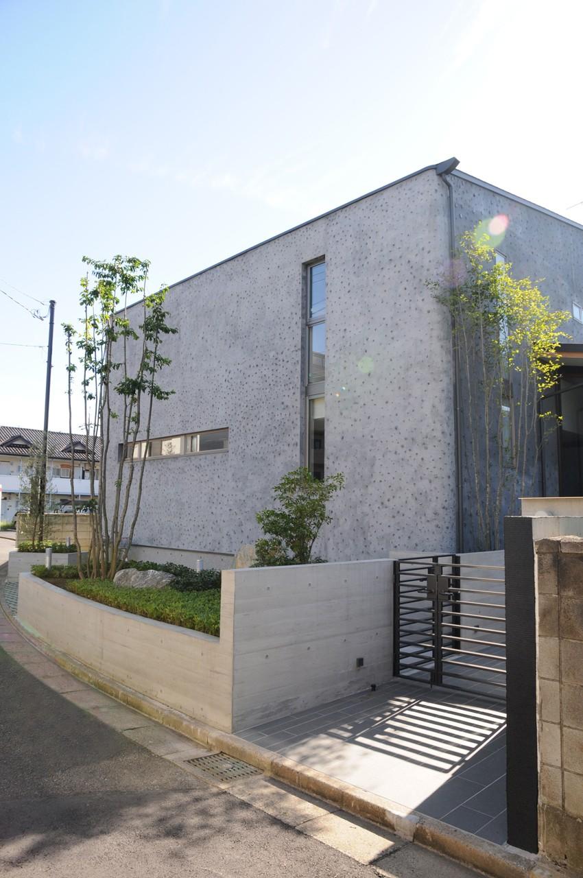 上尾の家 (外観)