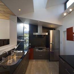 上尾の家 (キッチン)