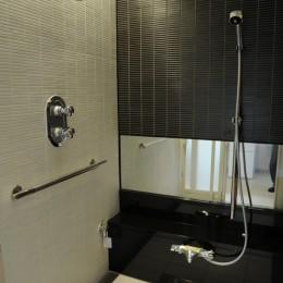 上尾の家 (浴室)