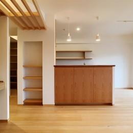 裁縫スペースのある家 浦和マンションリノベーション