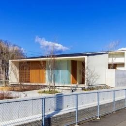 桐野町の家 (外観)
