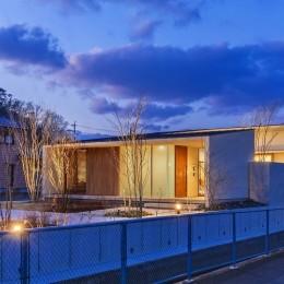 桐野町の家