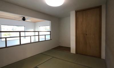 葉山でのんびり暮らす終の棲家 (畳スペース)
