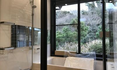 鎌倉市耐震リノベーション (ユニットバス)