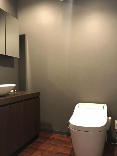 トイレ (鎌倉市耐震リノベーション)