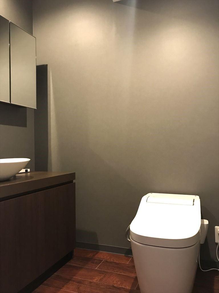 鎌倉市耐震リノベーション (トイレ)