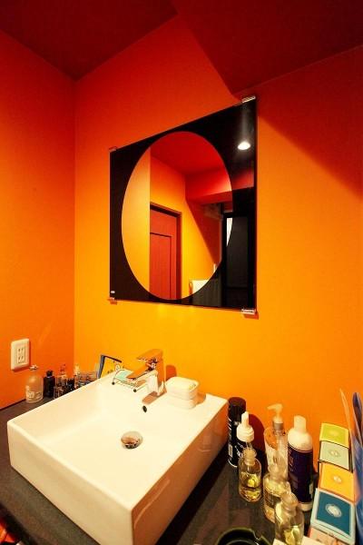 洗面室 (音楽を楽しむための部屋)