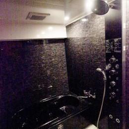 音楽を楽しむための部屋 (浴室)