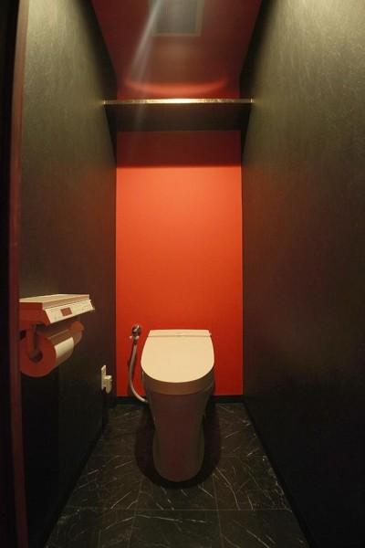 トイレ (音楽を楽しむための部屋)
