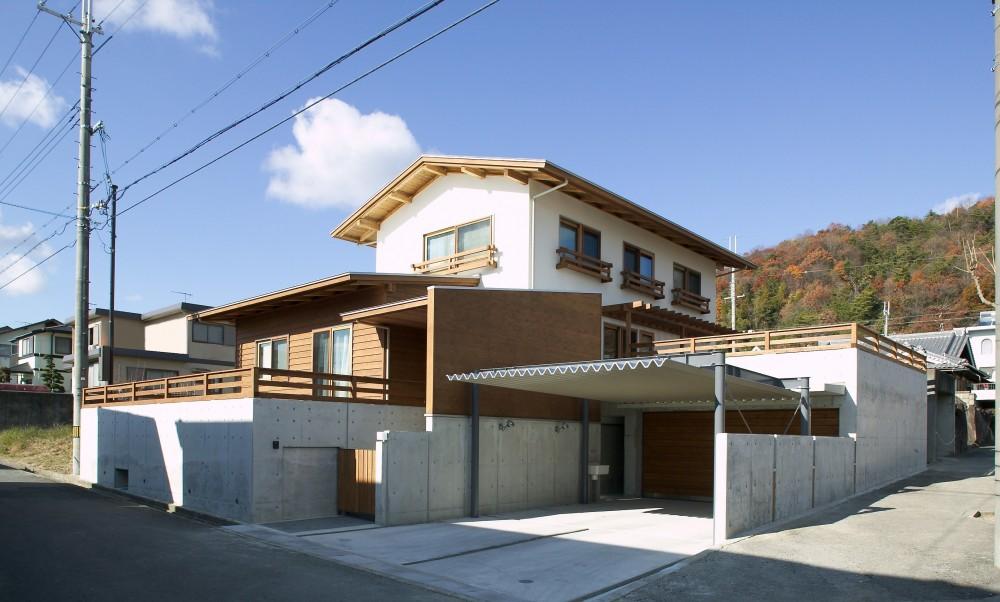 D-HOUSE (外観)