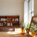 柔らかく、温い家の写真 リビング