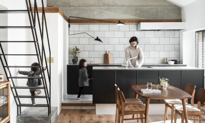 T house (キッチン)