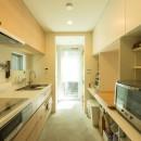 南砂の住宅の写真 キッチン
