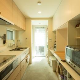 南砂の住宅 (キッチン)