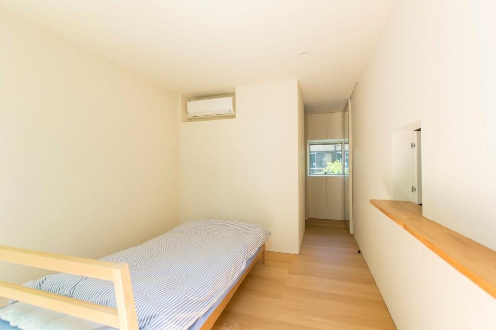 南砂の住宅 (寝室)