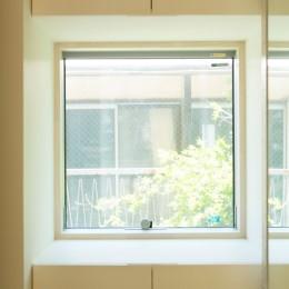 南砂の住宅 (窓)