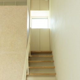 南砂の住宅 (階段)
