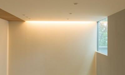 南砂の住宅 (間接照明)