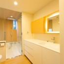 南砂の住宅の写真 洗面脱衣室