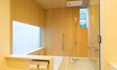 南砂の住宅 (浴室)