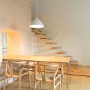 南砂の住宅の写真 ダイニングテーブル