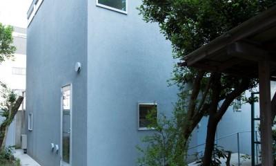 南砂の住宅