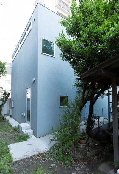 南砂の住宅 (外観)
