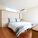 春日部の住宅の写真 寝室