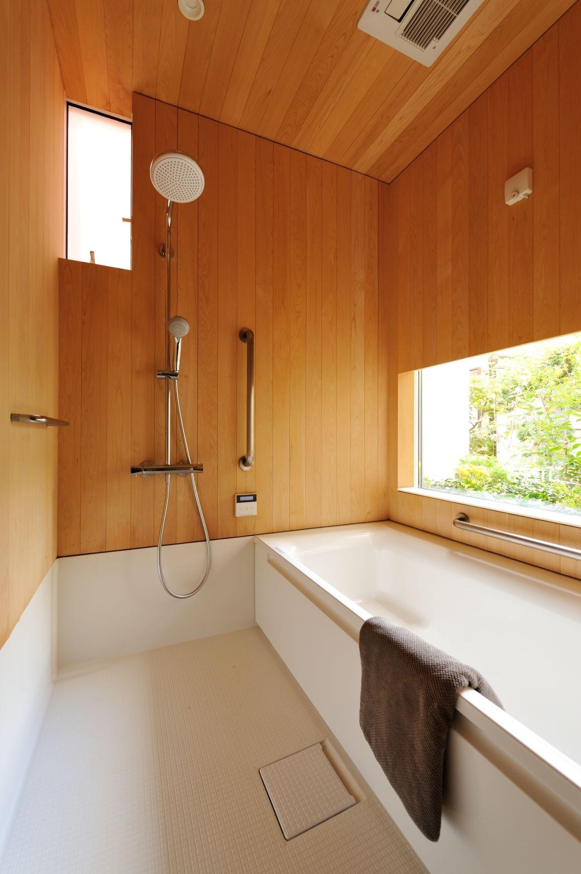 バス/トイレ事例:浴室(春日部の住宅)