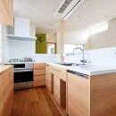 春日部の住宅の写真 キッチン