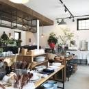 アトリエトリシクル一級建築士事務所の住宅事例「豊橋の店舗併用住宅」