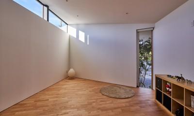 神戸町の平屋 (子供室)
