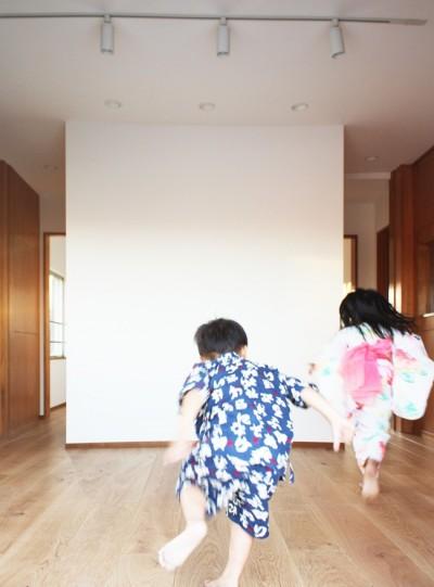 子供が友人と集うセカンドリビング (豊橋市H邸/リノベーション)